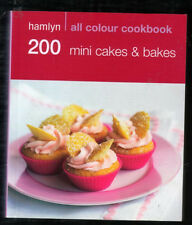 200 Mini Cakes & Bakes by Octopus Publishing VG Qld Quick Post