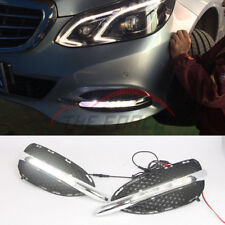 Drive Lamp For Mercedes Benz W212 E206L 400L DRL Fog/Driving Lights Lamp
