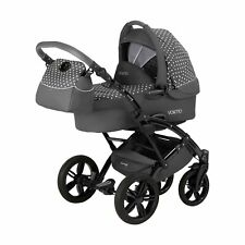 Knorr-Baby Buggy Commo Sport Poussette Sport Voiture Buggy Einsitzer Compact Bleu