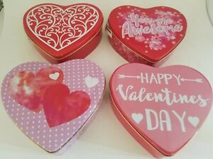 Novelty Party Favor Exchanging Gifts. 3x5.5x6 24 Valentines Day Heart Shaped Treat Boxes for Valentine/'s Day Holiday Classroom Treats