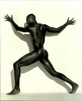 1997 Original HERB RITTS Nude Male Model Colin Jackson Photo Art Photography