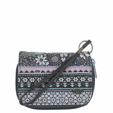 Women's Canvas Mini Purses & Wallets with Zip-Around