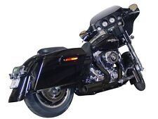 Harley Road King Electra Street Glide 2 into 1 Exhaust Shorty PRICE REDUCED