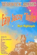 Nightingale Easy Jazzy Tudes Treble Clef Brass