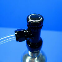 CO2 Adjuster pierce ONLY for disposable 88g 95g co2 cartridge tank REGULATOR co2