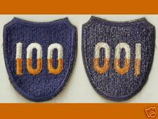 100th Success In Battle Division Army WWII Patch / WW2