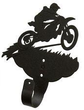 Motocross Motorcycle Single Coat Hook Rack - Many Uses