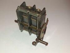 NSF drehko/tuner from Grundig Type 298W-Tube Radio Parts
