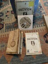 The Elder Scrolls IV Oblivion (PC DVD-ROM, Bethesda, 2006)
