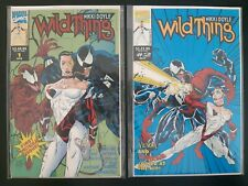 Wild Thing 1,2 High Grade NM Comics