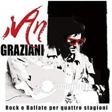 IVAN GRAZIANI - Rock e Ballate Per 4 Stagioni (3 Cd)