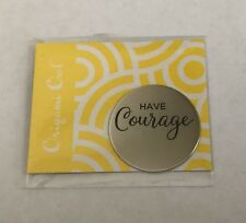 Plates Large - Have Courage New Origami Owl Living Locket