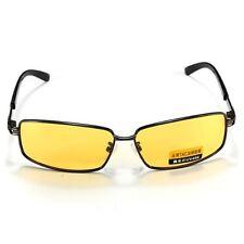 Polarized Sunglasses UV400 Night Vision Driving Eyewear Shade Anti-glare Glasses