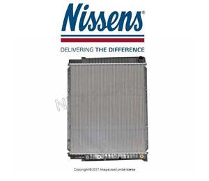 For Volvo 740 940 Turbo Radiator NISSENS 8603853 New