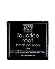 Liquorice Root Botanical Soap SLS Free 100g Bar