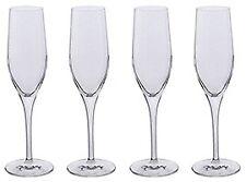 Dartington Champagne Flutes Glasses
