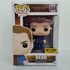 Funko Pop Supernatural Dean First Blade Mark Vinyl Figure Hot Topic Exclusive