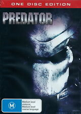Predator - Action / Thriller / Violence - Arnold Schwarzenegger - NEW DVD