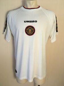 MANCHESTER UNITED RETRO SHIRT JERSEY UMBRO ORIGINAL ENGLAND FOOTBALL SOCCER