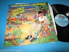 Vader Abraham en De Smurfen / Together Forever (NL, Dino Music DNLP 1237) - LP