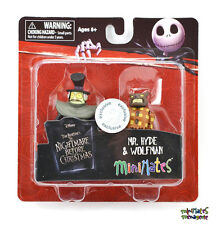 Nightmare Before Christmas Minimates TRU Wave 2 Mr. Hyde & Wolfman