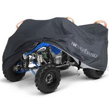 NEVERLAND XL Black ATV Cover Storage For Yamaha Raptor 250 350 50 660R 700 700R