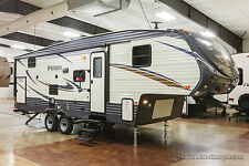 New 2018 259RBSS Lite Bunkhouse 5th Fifth Wheel For Sale with Double Bed Bunks
