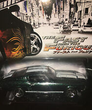 Brand New 2013 Fast and Furious '67 Ford Mustang in mint condition VHTF