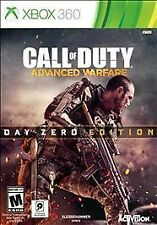 Call Of Duty COD Advanced Warfare - Day Zero Edition (Microsoft Xbox 360, 2014)