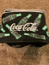 New listing Official Coca-Cola Lunch Bag Bottle Soft Sided Insulated Can Cooler