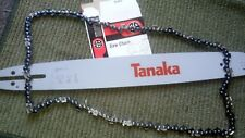 """18"""" TANAKA  Chainsaw Bar &GB Chain Combo Power Tip+ 325X058X72 LINK*suit ECHO"""