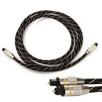 Digital Optical Audio Cable Fiber Toslink Male Optic Cable Toslink Male