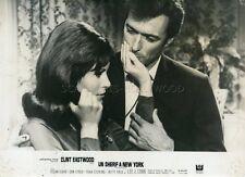 CLINT EASTWOOD SUSAN CLARK  COOGAN'S BLUFF 1968 VINTAGE LOBBY CARD #6