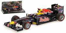 Minichamps Red Bull RB7 Monaco GP 2011 Sebastian Vettel 1/43 Escala