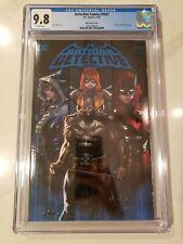 Detective  Comics 1027 Kael Ngu variant CGC 9.8 DC Comics