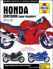 SHOP MANUAL CBR1100XX SERVICE REPAIR HONDA HAYNES SUPER BLACKBIRD BOOK 1997-2007