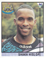 Merlin - Premier League 1995-1996 - Shaka Hislop - Newcastle United - # 136