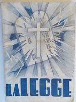 la legge lezioni aspiranti maggiori 2 gioventù azione cattolica 1940 chiesa 77