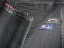 "Dormeuil SUPER 120's Lana Suiting Tessuto da Dormeuil ""Tecnik"" – MADE IN ENGLAND - 3.4m"