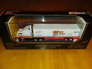 Alan Kulwicki 1993 Racing Champions 1:64 Transporter, 1 of 7500