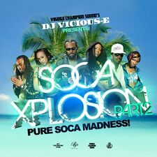 SOCA XPLOSION MIX VOLUME 2