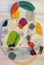 4moms Seat Swing Newborn Reversible Plush Insert Pad Multi Color Grey Dot