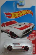 2017 Hot Wheels RED EDITION 10/12 '67 Pontiac Firebird 400 (Target Exclusive)
