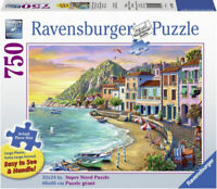 Romantic Sunset 750 Piece Large Format Jigsaw Puzzle
