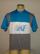 Vtg 80s 90s Men's Nike 1/4 zip short sleeve cycling jersey size Large