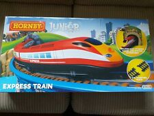 More details for hornby junior express train track set r1215 vgc all complete