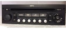 Siemens Vdo Citroen Peugeot Car Radio Stereo Cd Mp3 Player Rd4 N1M-03 Decoded