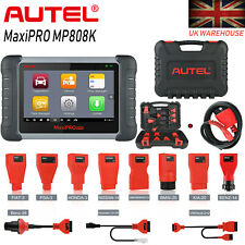 Autel MP808K OBD2 Car Diagnostics Tool Scanner DPF Better DS808 MK808 MX808 UK