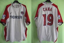 Maillot PSG Paris saint Germain Thomson PSG Cana #19 jersey Nike Vintage - XL