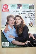 POINT DE VUE N°2139 FIANCAILLES ALTHORP DIANA 1989